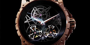 Roger Dubuis Excalibur Double Flying Tourbillon replica